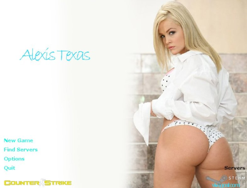 Alexis Texas для cs 1.6